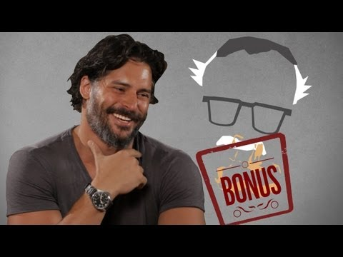 Joe Manganiello - Bonus Extended Cut - Cocktails with Stan