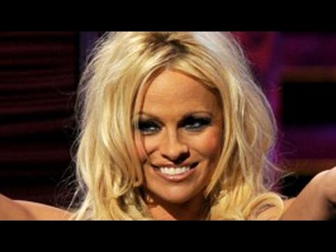 The Stunning Transformation Of Pamela Anderson