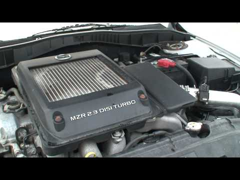 Timing chain noise. Mazda MazdaSpeed6 Special Service Program 87 (SSP-87)