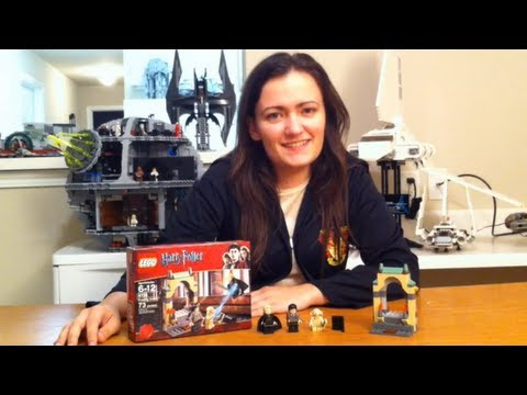 Dobby Harry Potter Lego ▶ Lego Harry Potter 4736