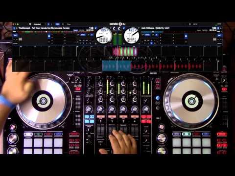 Работа с сеткой в Serato DJ