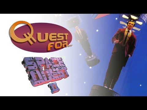 Quest for... - [ОБЗОР] Space Quest 2: Vohaul's Revenge