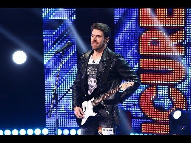 Ola, ola e! Toni Amboaje, IT-istul din Spania care a venit să cânte cu jurații de la X Factor