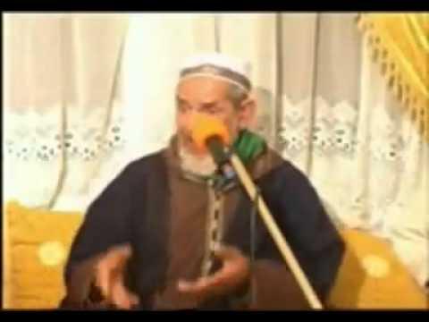 فقيه مغربي شعبي يلقي حديث روعة.mp4