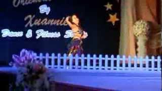 Juliet belly dance kedah 2014