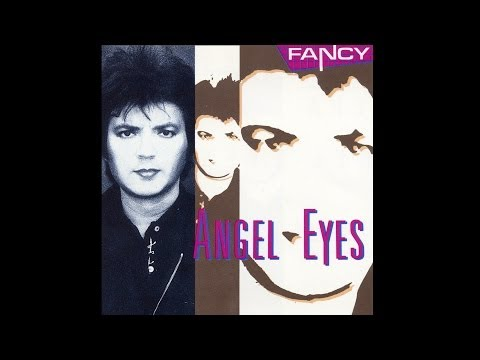 Fancy - Angel Eyes (1989) [Official Video]