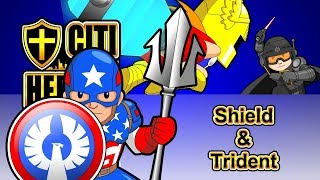 "Citi Heroes EP96 ""Shield & Trident"""