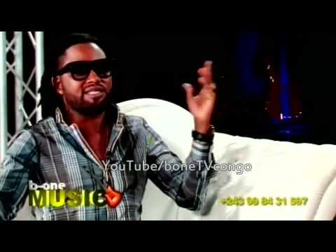 FERRE GOLA full Interview dans b-one Music avec Papy Mboma