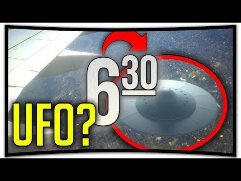 UFO WIDZIANE 24 LUTEGO?.. TEORIA..