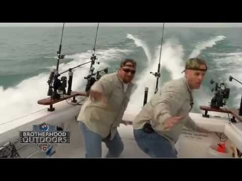 Chicago Pipefitters Show Off Big City Fishing