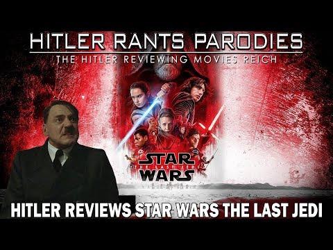 Hitler reviews Star Wars: The Last Jedi