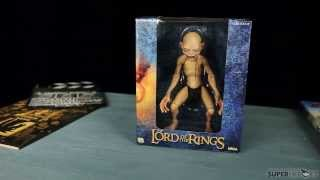 Lord of the Rings — Gollum 1:4 Review (NECA)