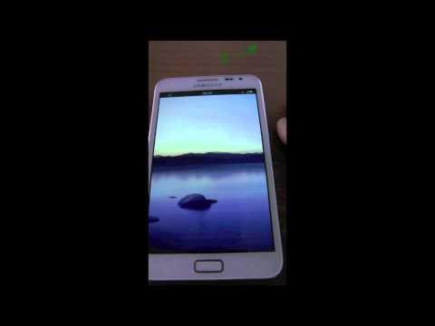 Best ICS rom for Galaxy Note [rocketROMv4.1]