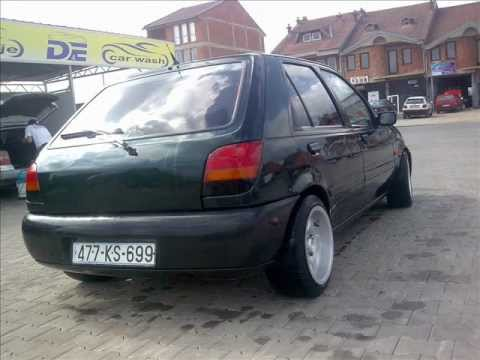 Carros Ford Fiesta Tuning Ford Fiesta 1994 Tuning Pimmi