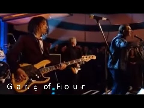 Gang of Four - Damaged Goods [Later Live...].MP4