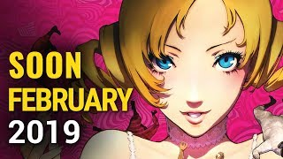 Top 25 Upcoming Games of February 2019 (PC, PS4, XB1) | whatoplay