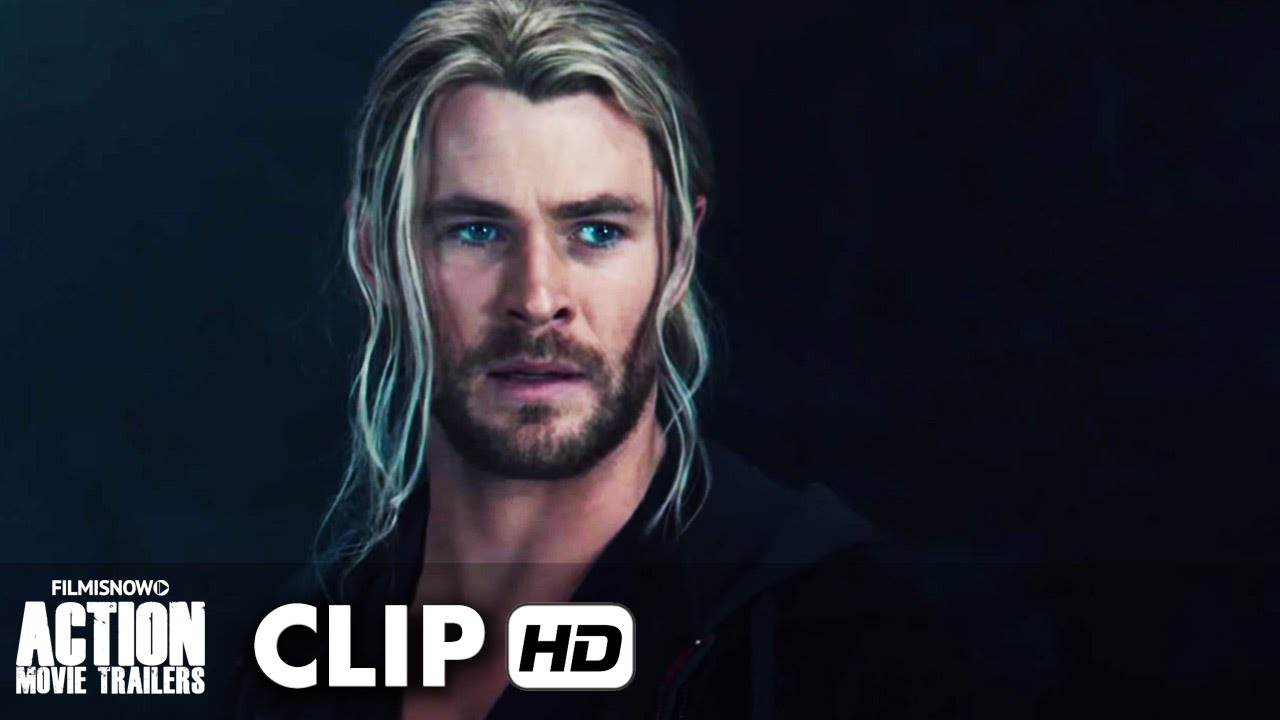 Avengers: Age of Ultron Deleted Scene 'Norn Cave' (2015) - DVD Blu-Ray Release [HD]