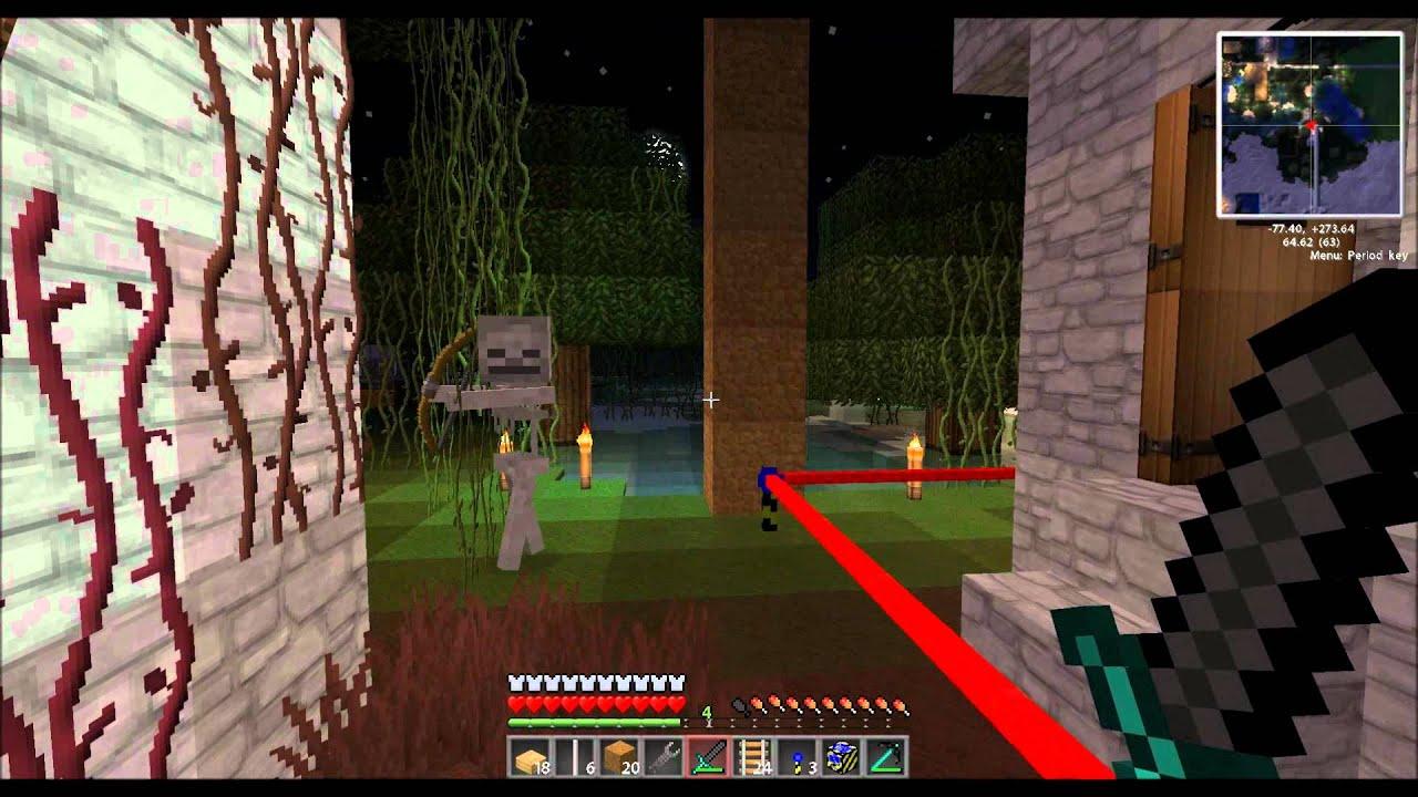 Minecraft Tekkit Builder And