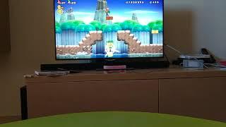 New super Mario Bros C 11 Los fuerza peo