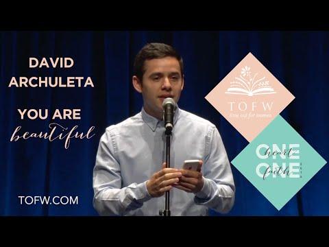 DAVID ARCHULETA: You Are Beautiful