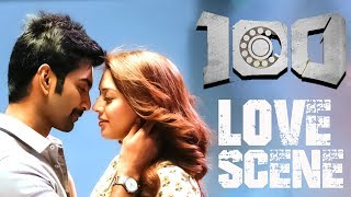 100 - Super Scene 3 | Atharvaa | Hansika Motwani | Tamil latest Movie  2019