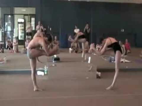 Yoga world chs bikram standing series demonstration music videos