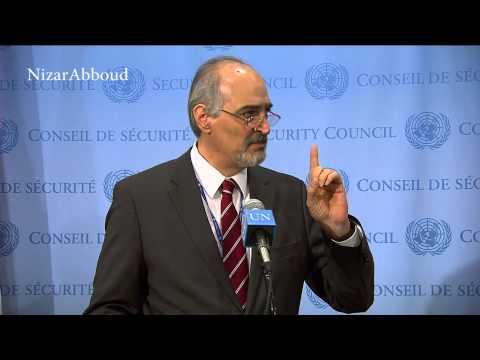 Syria Sensing Looming Military Attacks