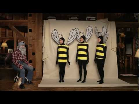 Burt Talks to the Bees: Worker Bees