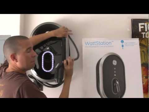 GE WattStation Level 2 EV Charger review CHEVY VOLT