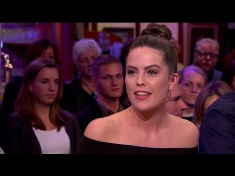 "Robin Martens: ""Mijn bil is m'n hele lichaam"" - RTL LATE NIGHT"