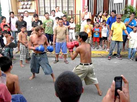 brgy. 804 fiesta 2010 boxing match