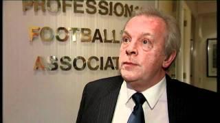 Gordon Taylor on Suarez Racism Ban | 21.12.2011