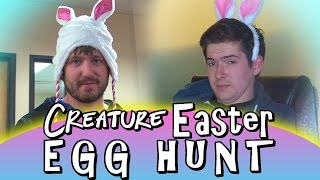 NO POO?! | The Great Easter Egg Hunt 2015 | PART 1 of 4