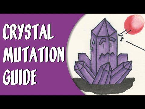 Crystal Mutation Guide - Nuclear Throne