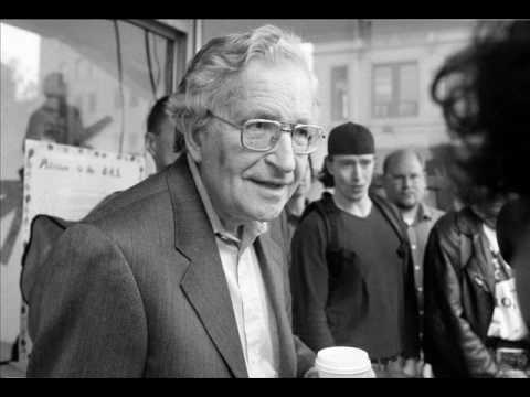 Noam Chomsky - Ralph Nader and Swing States
