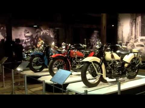 Customising, Culture & Harley-Davidson Exhibition at MOSI.m4v Video