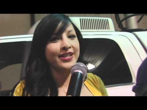 CNCI TV - Entrevista a Johanna Peña (Festival Tv Azteca 2011)