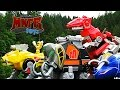 New Imaginext Power Ranger Toys Reviewed! (Fisher-Price)