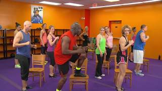 Billy Blanks Tae Bo® Low Impact Chair Workout