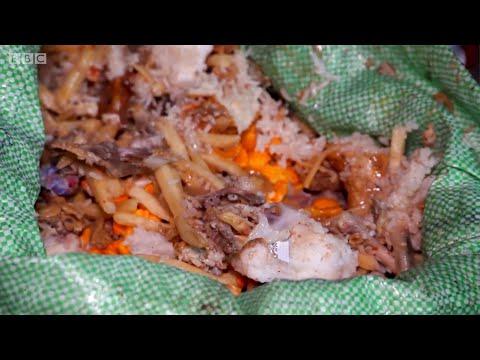 'Pagpag', a comida 'reciclada' do lixo que é vendida aos pobres nas Filipinas
