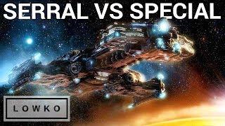 StarCraft 2: SERRAL vs SPECIAL!