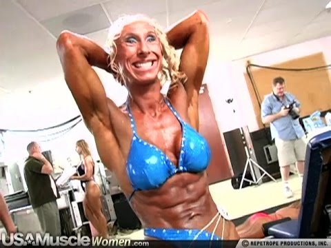 Holly Geersen - Female Muscle Fitness Motivation
