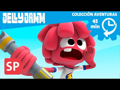 Colección Jelly Jamm 45 minutos de duración. Especial las aventuras de Bello