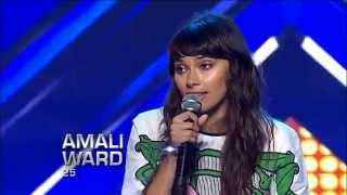 Amali Ward: Rather Be - The X Factor Australia 2014 (Full Clip)