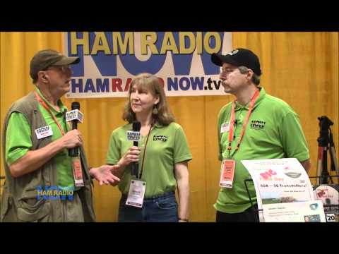 NW Digital Radio on HamRadioNow TV at the 2012 Hamvention Part2
