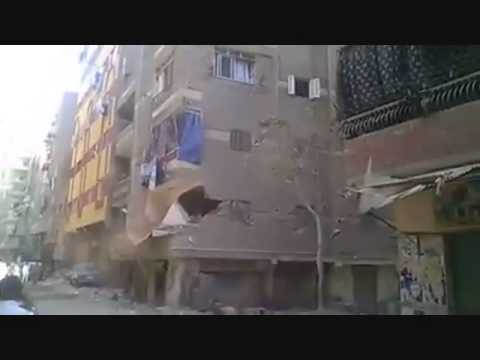 Tragic Nepal Earthquake Video of Multistory Building Turning to Rubble