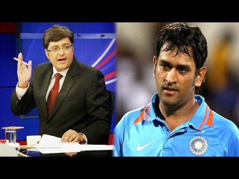 The Newshour Debate: Team India Failed First Tough Test (26th March 2015)