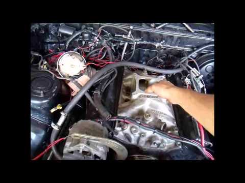 350 Chevy Vortec Intake Manifold Gasket Replacement Edelbrock Performer RPM 750 CFM Hot Cam