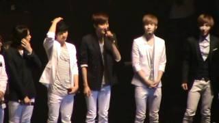 110604 Super Junior Introduction @ Kimchi Indonesia