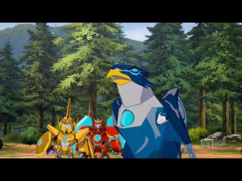 Transformers: Robots in Disguise: I Apologize Aerobolt